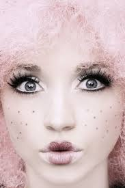 2015 creepy halloween doll makeup tips of makeup awesome in party