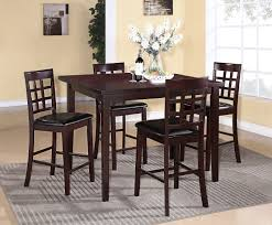 solid wood counter height dining table with inspiration ideas 3034