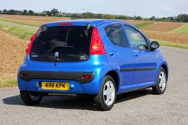 peugeot nearly new cars peugeot 107 hatchback 2005 2014 photos parkers