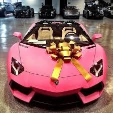 car gift bow pink car lt 3 lt 3 image 2947585 by rayman on favim