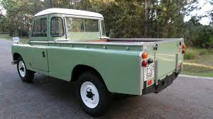 land rover pickup truck 1964 land rover 109 pickup j138 kissimmee 2016