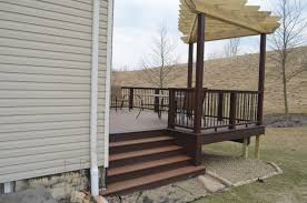 Pergola Corner Designs by Deck With Small Corner Pergola Design Idea Of 14 Captivating