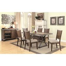 coaster beckett casual dining room group dunk u0026 bright furniture