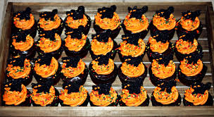 halloween cat cupcakes u2013 blondie and brownies