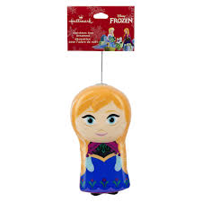 hallmark disney frozen anna christmas tree ornament walmart canada