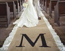wedding runners aisle runner etsy