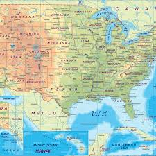 Map Of Usa And Cities by Political Map Of United States Of America Ezilon Maps Usa