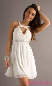 casual white dresses for graduation dresses trend