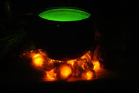 halloween cauldrons how to burning coals mr jingles u0027 halloween haunts