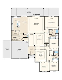 oxford floor plan at cypress reserve in winter garden fl taylor