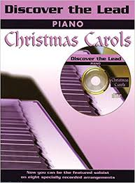 discover the lead carols piano book cd alfred