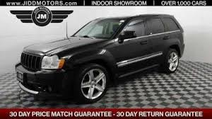jeep grand srt8 for sale and used jeep grand srt8 in schaumburg il auto com