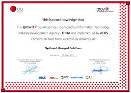 sysguard completed grow it program sysguard managed solutions