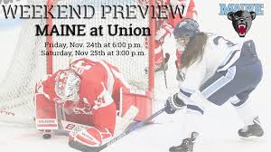 s hockey to spend thanksgiving weekend at union