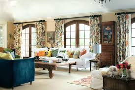 Curtain Design For Living Room - wide living room window treatments modern curtains design for