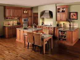 refinish golden oak cabinets with darker glaze u0026 gun metal