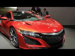 what is the luxury car for honda 2017 honda nsx luxury cars