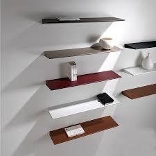 mensola acciaio a muro ala in acciaio lunghezza 60 cm