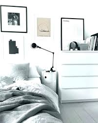 grey and white bedroom black grey white bedroom gray and white