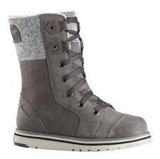 sorel cumberland boots us sorel rylee lace casual dark fog dove