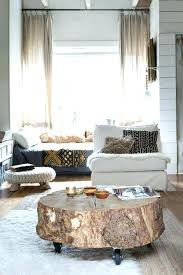 how to make a tree stump table natural tree stump side table stump side table learn how to make