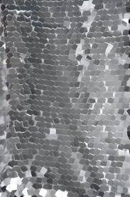 rent linens matte square sequin silver lasar linens