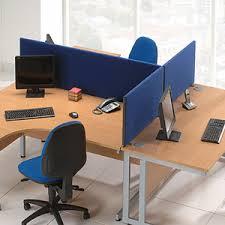 Office Desk Dividers Office Desk Mounted Dividers