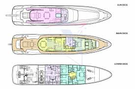 Luxury Yacht Floor Plans by Sealyon 37 Luxury Yacht Charter Bahamas And Caribbean