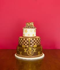Louis Vuitton Cake Decorations The Perfect Cake For That Louis Vuitton Lover In Your Life