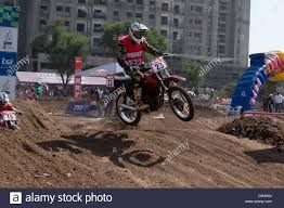 motocross bike race motocross bike race pune maharashtra india asia dec 2011 nomr and