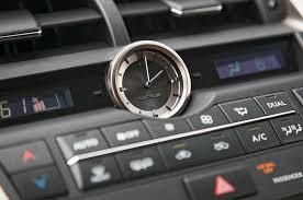 lexus rx400h change clock 2015 lexus nx 200t f sport 300h first test motor trend