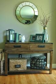 foyer decor inspiring end table decorating ideas furniture square end table