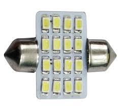 Led Reading Light Bulb by Speedwav 20988 16 Led Interior Reading Light For Car Amazon In