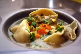 cuisiner la queue de boeuf raviolis de queue de boeuf en bouillon aux petits légumes et