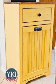 Trash Can Storage Cabinet Inspiring Tilt Out Trash Can Etsy Tilt Out Trash Bin Storage