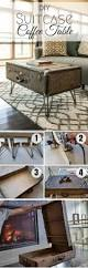 diy make your own diy coffee table diy accent table u201a diy crate