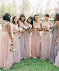 mismatched bridesmaid dresses the easy way a practical wedding