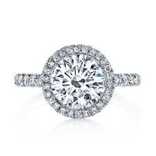 engagement rings round images Jean dousset collection engagement rings jpg