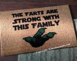Welcome Doormats Star Wars Doormat Etsy
