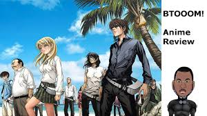 btooom anime and english dub review btooom youtube