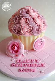 How To Decorate Birthday Cake The 25 Best Giant Cupcake Cakes Ideas On Pinterest Toadstool