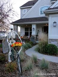 Outdoor Halloween Decor Outdoor Halloween Decorations For Fright And Fun