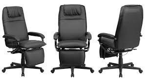 Office Chair Recliner The Best Reclining Office Chair For Your Needs In 2017 Comfy