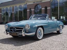 1960 mercedes for sale mercedes 190sl for sale hemmings motor