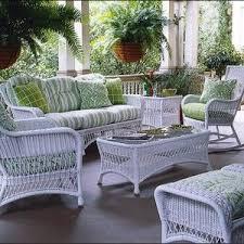 White Wicker Patio Chairs Best 25 White Wicker Patio Furniture Ideas On Pinterest Patio