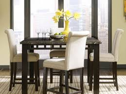 Chair Bar Height Kitchen Table Sets In Dining Set Bar Height - High kitchen table with stools
