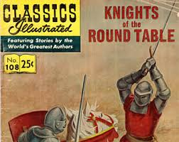 Knights Of The Round Table 1953 Knights Of The Round Etsy