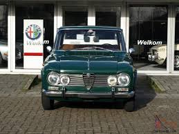 1965 alfa romeo giulia super related infomation specifications