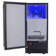 whirlpool under cabinet ice maker under counter ice maker ebay