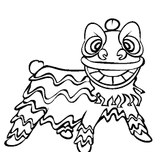 free coloring pages chinese